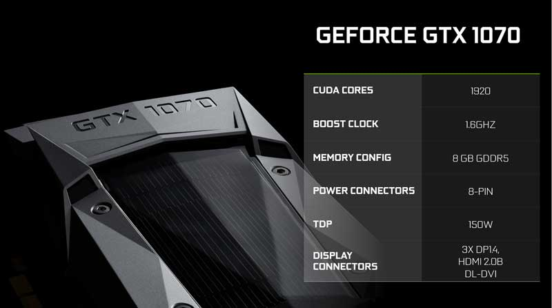 สเป็คจริง Geforce GTX 1070 เผยออกมาให้เห็นแล้ว !   ZoLKoRn CoM