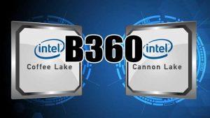 Intel B360 Chipset